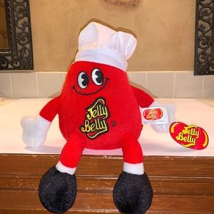 Chef Jelly Belly plush Mascot soft stuffed 13 in